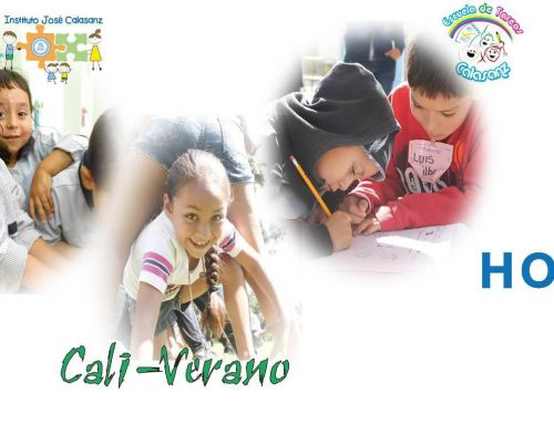 Damos la bienvenida a Calasanz Children's Foundation