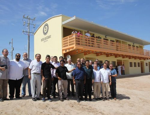 Inagurado el nuevo edificio de Primaria del IJC